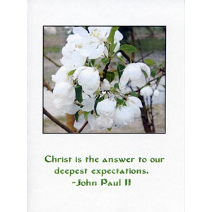 John Paul II Greeting Cards 3