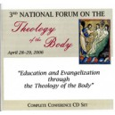 Third National Forum on the Theology of the Body (CD Set)