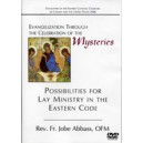 Possibilities for Lay Ministry in the Eastern Code - Fr. Jobe Abbass