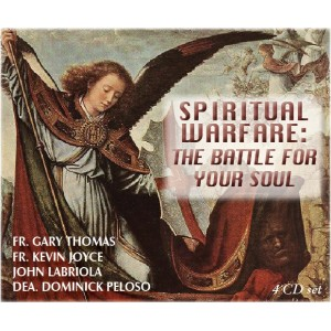 MP3 Spiritual Warfare 2 - The Biblical Foundation for Catholic Deliverance Ministry - Fr. Kevin Joyce