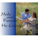 Male and Female He Created Them (DVD)Christopher West
